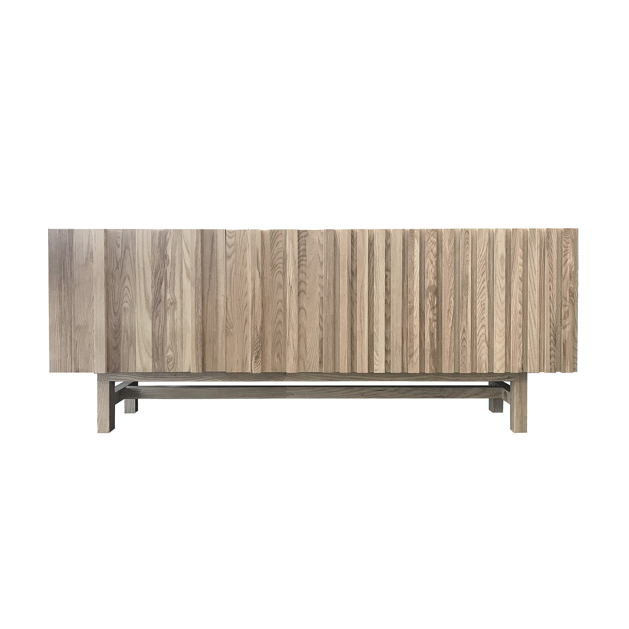 Doby Sideboard Solid Ash Mrd Spatial Elements